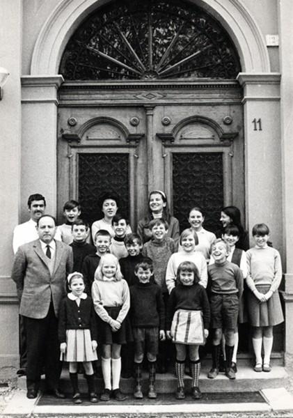 Scuola Svizzera anni 60